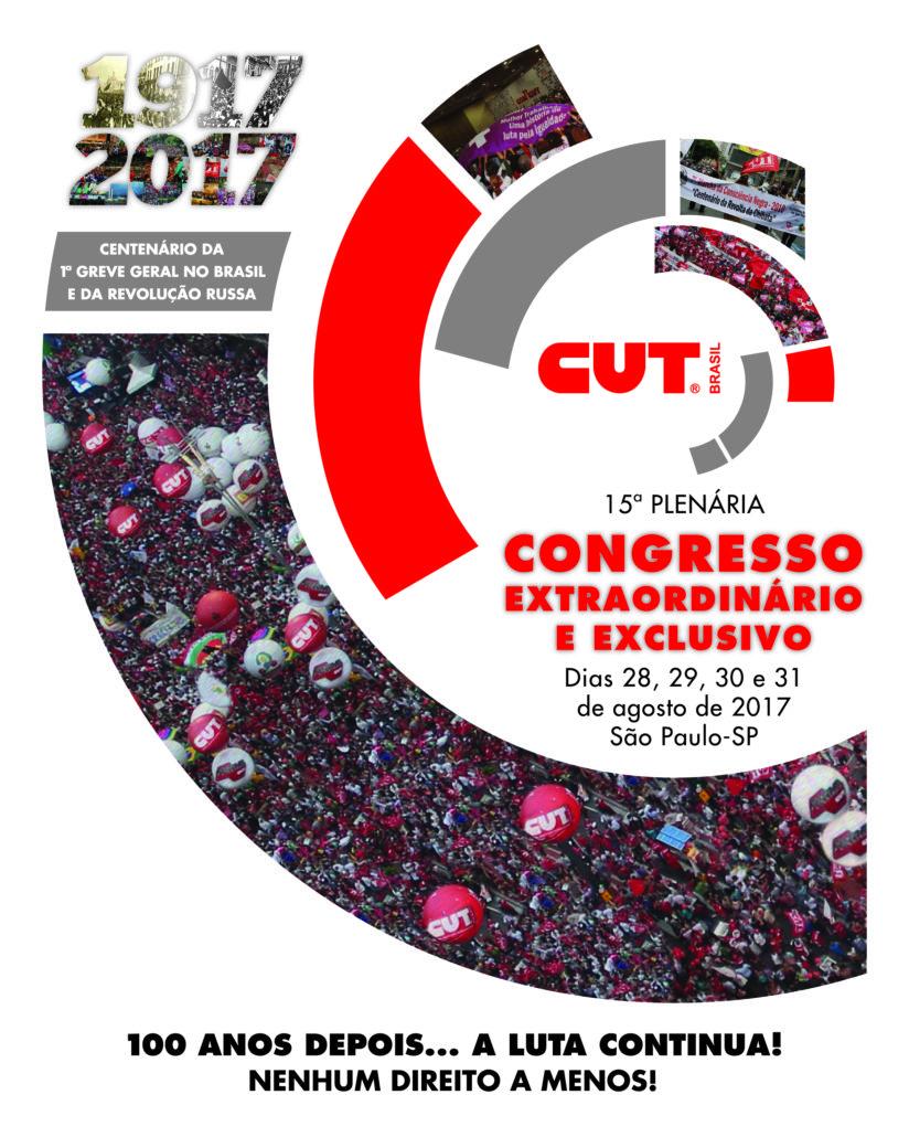 15º Plenária – Congresso Extraordinário e Exclusivo